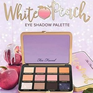 🚨$26🚨 FLASH SALE Too Faced White Peach palette
